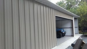 Metal Roofing Services in Texas