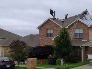 Roof Leakage Repair Services in Texas