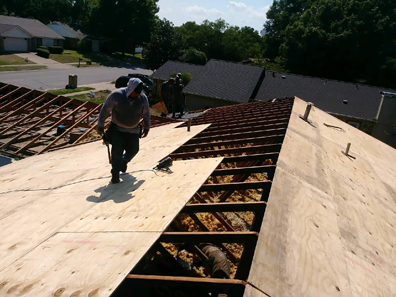 emergency roofing services in TX