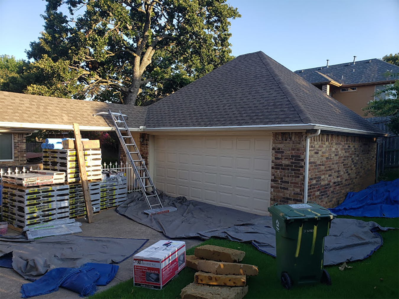 best roofing services in TX
